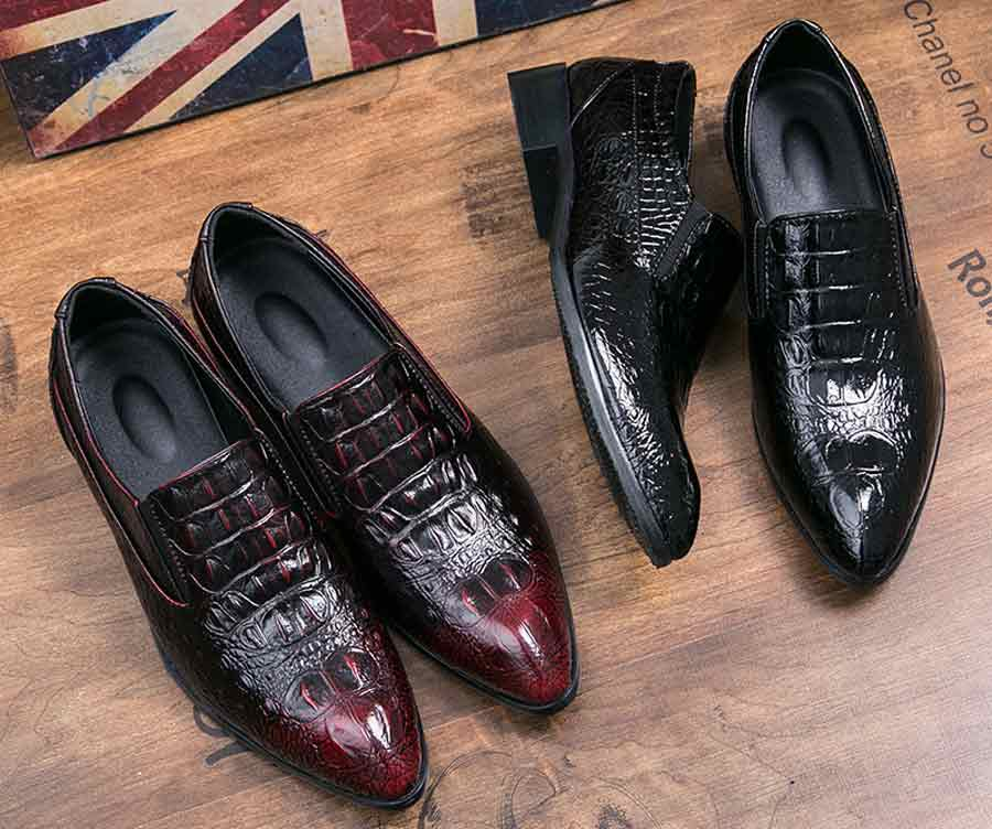 New arrivals men's formal dress shoes