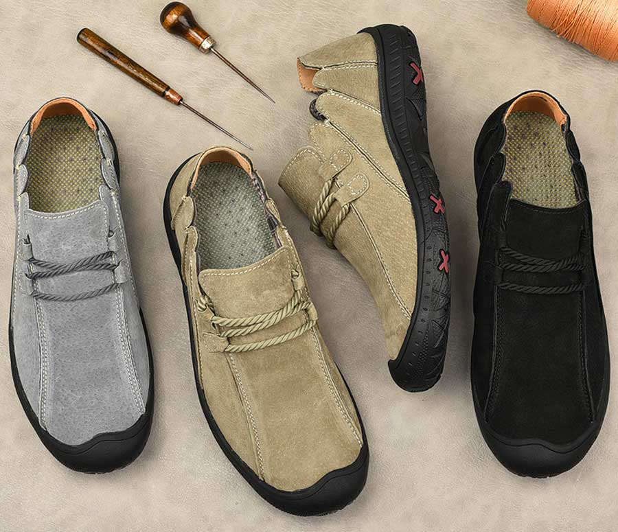 Men's join sewed style casual shoe sneakers